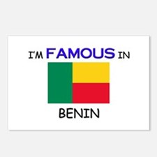 I'd Famous In BENIN Postcards (Package of 8)