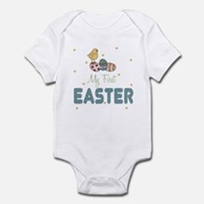 My First Easter Chick Baby Toddler Infant Bodysuit