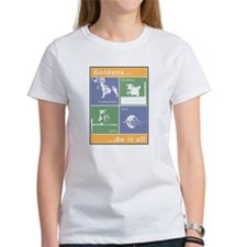 Goldens Do It All Tee