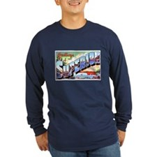 Superior Wisconsin Greetings (Front) T