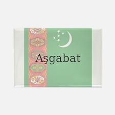 Asgabat Magnets
