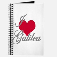 I love (heart) Galilea Journal