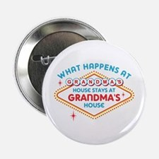 "Las Vegas Stays At Grandma's 2.25"" Button"