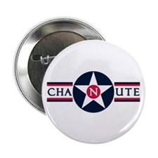 Chanute Air Force Base ReUnion Buttons (10)