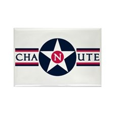 Chanute Air Force Base Rectangle Magnet