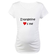 Funny Evangeline Shirt