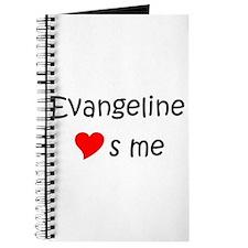 Evangeline Journal