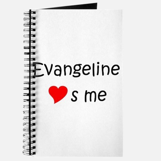 Cool Evangeline Journal