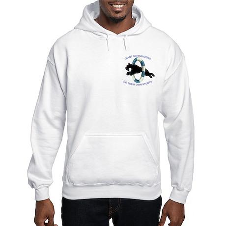 on pocket Hooded Sweatshirt