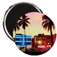 """Miami 2.25"""" Magnet (10 pack)"""