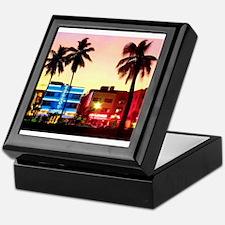 Miami Keepsake Box