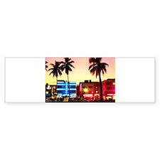 Miami Bumper Bumper Sticker