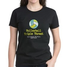 TOP Volleyball Slogan Tee