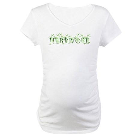 Herbivore Maternity T-Shirt