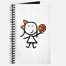 Girl & Basketball Journal