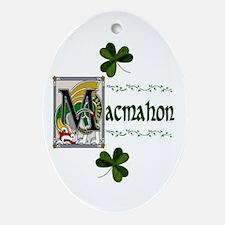 MacMahon Celtic Dragon Ornament