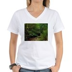 Carley Pennecke Women's V-Neck T-Shirt