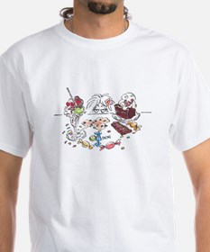 by cartoonist Marf Shirt