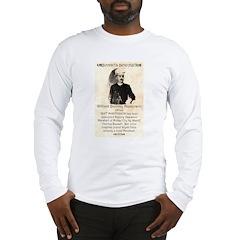 William Barclay Masterson Long Sleeve T-Shirt