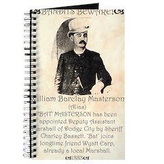 William Barclay Masterson Journal