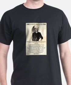 William Barclay Masterson T-Shirt