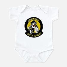 Tomcat! VFA 103 Infant Bodysuit