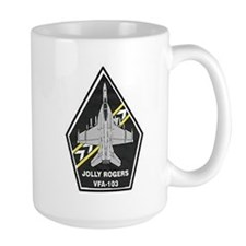 VFA 103 Jolly Rogers Mug