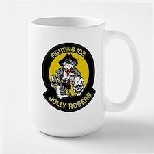 Tomcat! VFA 103 Large Mug