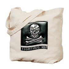 Jolly Rogers VFA-103 Tote Bag