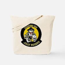 Tomcat! VFA 103 Tote Bag