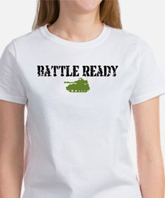 Battle Ready Women's T-Shirt