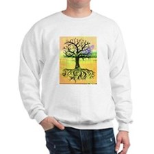 Yellow Treeternal Sweatshirt