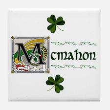 McMahon Celtic Dragon Tile Coaster