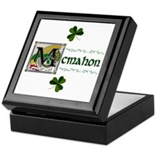 McMahon Celtic Dragon Keepsake Box