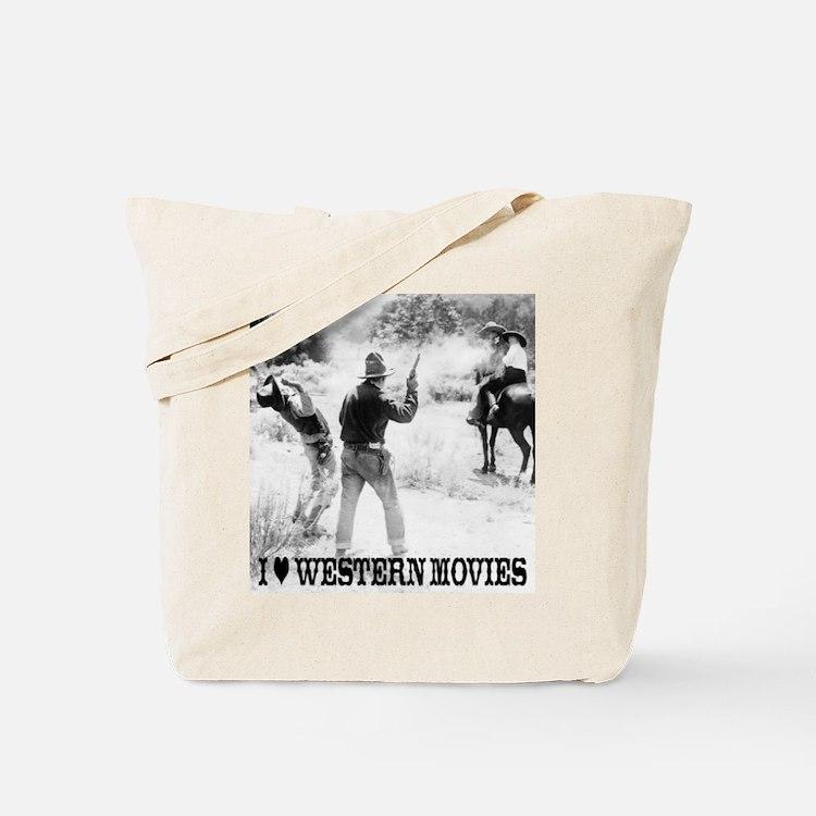 Western Tote Bag 114