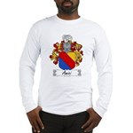 Amici Family Crest Long Sleeve T-Shirt