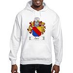 Amici Family Crest Hooded Sweatshirt