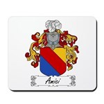 Amici Family Crest Mousepad