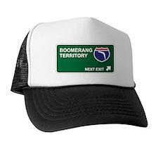 Boomerang Territory Trucker Hat
