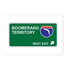 Boomerang Territory Postcards (Package of 8)