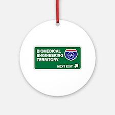 Biomedical, Engineering Territory Ornament (Round)