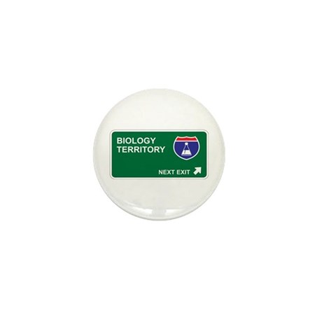 Biology Territory Mini Button (100 pack)
