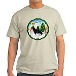 Take Off1/German Shepherd #14 Light T-Shirt