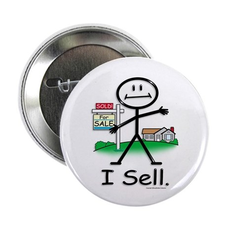 """BusyBodies Realtor 2.25"""" Button (10 pack)"""