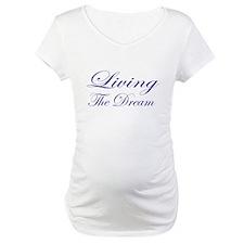 Living the Dream Purple Shirt
