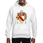 Amico Family Crest Hooded Sweatshirt