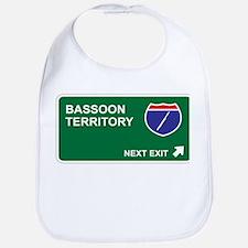 Bassoon Territory Bib