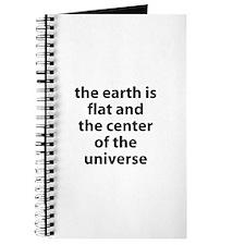 flat earth Journal