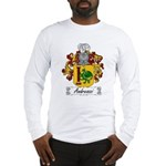 Andreozzi Family Crest Long Sleeve T-Shirt