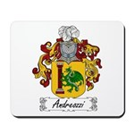 Andreozzi Family Crest Mousepad